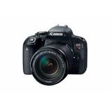 Camara Digital Canon Eos T7i 18-135mm Cmos Aps-c 24.2mp