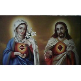 Coracao De Jesus E De Maria