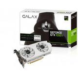 Tarjeta De Video Galax 1050ti Exoc White 4gb 128 Bit Gddr5