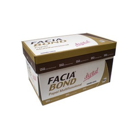 Papel Multifuncional Facia Bond Doble Carta Blanco 75gr 43.