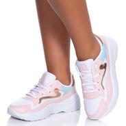 Tenis Feminino Chunky Dad Sneaker Buffalo Black Friday