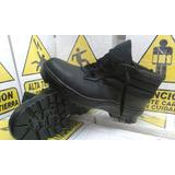 Calzado De Seguridad Botin Frances Cocido 1*calidad Oferta