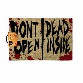 Limpiapies Walking Dead