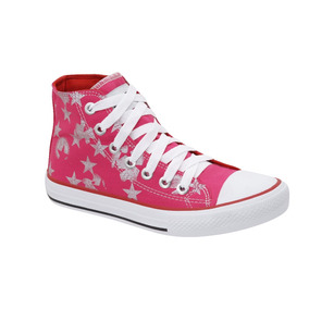 Tênis All Star Converse Ct As Core Hi Star Ct2076010 Pink