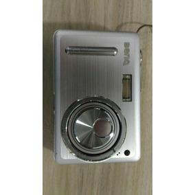 Maquina Fotográfica Benq Dc E600 Com Defeito
