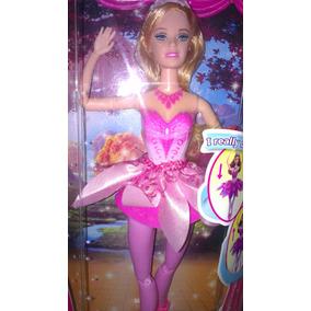 Barbie Zapatillas Magicas