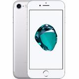 Iphone 7 256gb Apple Chip A10 Fusion Prateado - Novo Lacrado