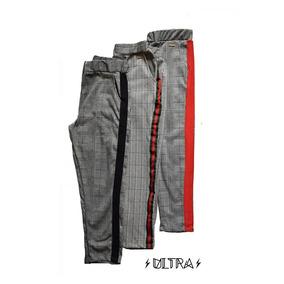 Pantalon Hombre Diseño Estilo Gales - Moda Masculina