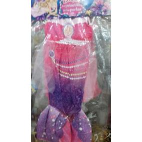 Disfraz Barbie Sirenita Original Newtoys Cotillon Chirimbos