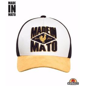 Boné Jãum Jãum Made In Mato Losango Selo Rooster B1328
