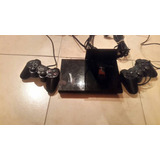 Play Stantion 2 Con Chip Y 2 Controles