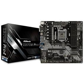 Mother Asrock Z370m Pro4 Intel 8va Gen Coffeelake 1151v2