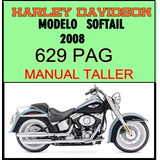 Manual Harley Davidson Softail 2008