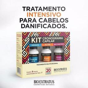 Bb Kit Multifuncional Bio Extratus Tratamento Capilar