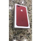 Iphone 7 Plus Red 256gb A1784 Comprado *apple* 2 Dias De Uso