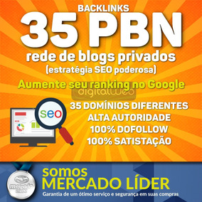 35 Pbn Comprar Backlinks Dofollow Alto Da Pa Qualidade Seo