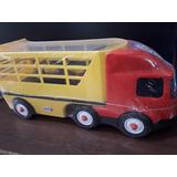 Camion Infantil Transporte Ganado E & B 6 Animales Granja