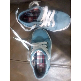 Zapatos Quicsilver De Niño