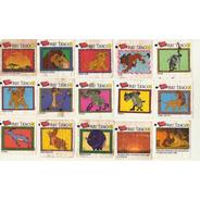 Figurinhas O Rei Leão Pingpong + Carta Do Álbum