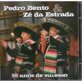 Cd Pedro Bento & Zé Da Estrada - 55 Anos De Sucessos