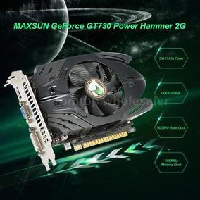 Nvidia Gt730 Gtx 1050/1060/1070ti /1080ti 2/6/8/11 Gb Juegos