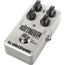 Pedal Para Guitarra Rottweiler Distortion Tc Eletronic