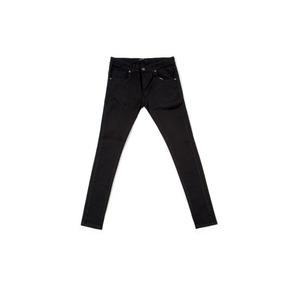 Pantalon Skinny Negro-6217-siamo Fuori