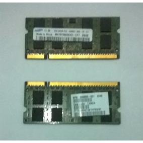 Memória Ram Samsung Ddr2 / Notebook 1 X 2gb
