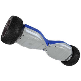 Hoverboard Skate Patinete Scooter Off-road Bluetooth Azul Bi