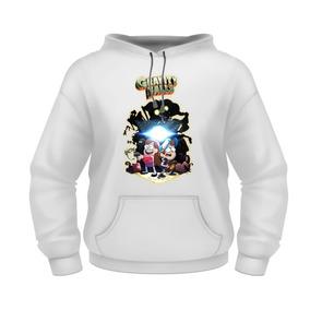 Sudadera Gravity Falls Diario Logo Disney Chanel Dipper