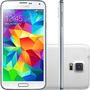 Aparelho Celular Samsung Galaxy S5 Sm-g900 Branco Vitrine