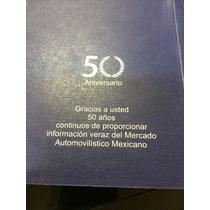 Libro Azul Con Lista De Precios Compra/venta Autos Guia Ebc