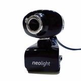 Web Cam Neolight Gtv03 Para Pc Y Notebook Usb + Plug