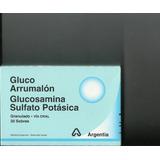 Glucosamina Sulfato Potásica - 30 Sobres Granulados $ 390