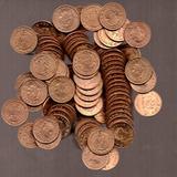 Monedas Mexico Josefas 1974 Cinco Centavos Nuevas Brillo