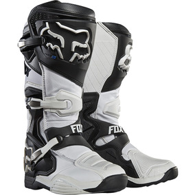 Botas Motocross Fox Head Comp 8 Boot (white) #16451-008