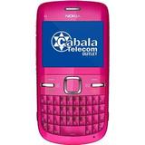 Celular Nokia C3-00 Pink Com Defeito