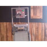 Maquina Selladora De Chupi Duro Frio Agua Automatica