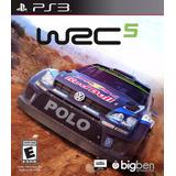 Wrc 5 Ps3 | Digital Español World Rally Championship Oferta