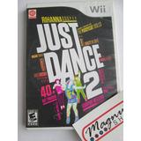 Just Dance 2 Nintendo Wii Completo Baile Garantizado Español