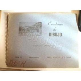 Cuaderno Escolar Retro Colegio Labastida Años 60s
