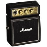 Marshall Ms2 Micro Amplificador De Guitarra