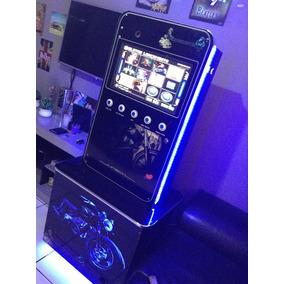 Maquina De Música Jukebox Com Karaokê Videoke Raf