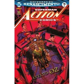 Superman Action Comics 16 - Renascimento - Panini