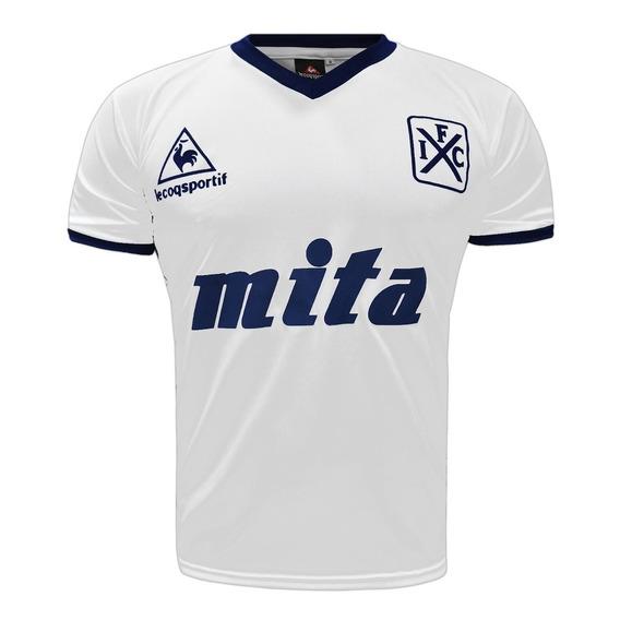 Camiseta Alternativa Independiente Reedicion Retro A?os 80