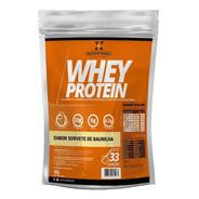 Whey Protein Concentrado Extreme Nutrition Sorvete Baunilha