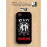 carcasa iphone 6s silicona the walking dead