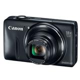 Canon Sx 600 Hs - 18x - 16.6 Mpx - Lcd 3 Pulg. - Full Hd