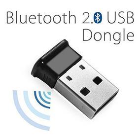 Adaptador Bluetooth Mini Usb Dongle Para Pc, Tv Y Más