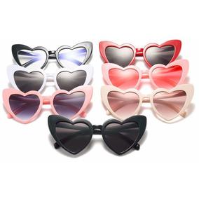 7f33aa933158f Óculos De Sol Armação De Coração Lolita - Óculos De Sol Sem lente ...